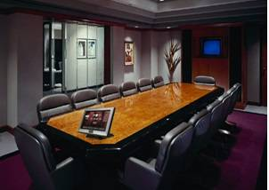 Boardroom Automation (AV integration)